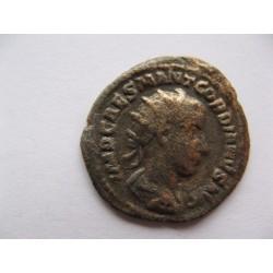 Středověká mince č.1