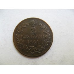 Půl Scudo 1826 V