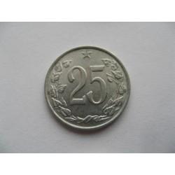 10 haléř 1954