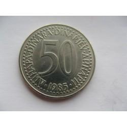 50 Dinara 1985