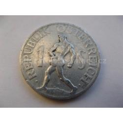 1 schiling 1932 stříbrná