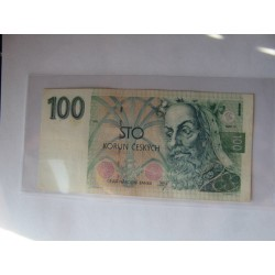 100 Kč 1993 série A 34