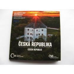 sada oběžných mincí česká republika 2021