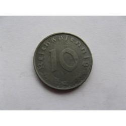 10 pfennig 1944 E