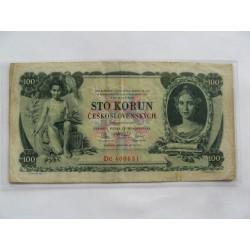 100 koruna  1931