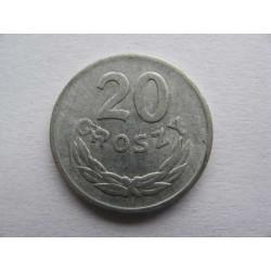 20 grosze 1923
